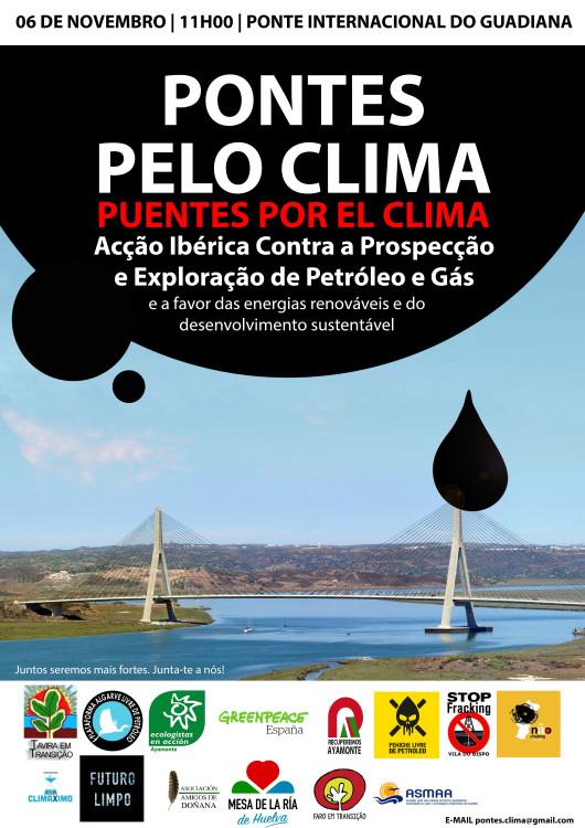 Cartaz-Marnifestacao Iberica - 6 de novembro