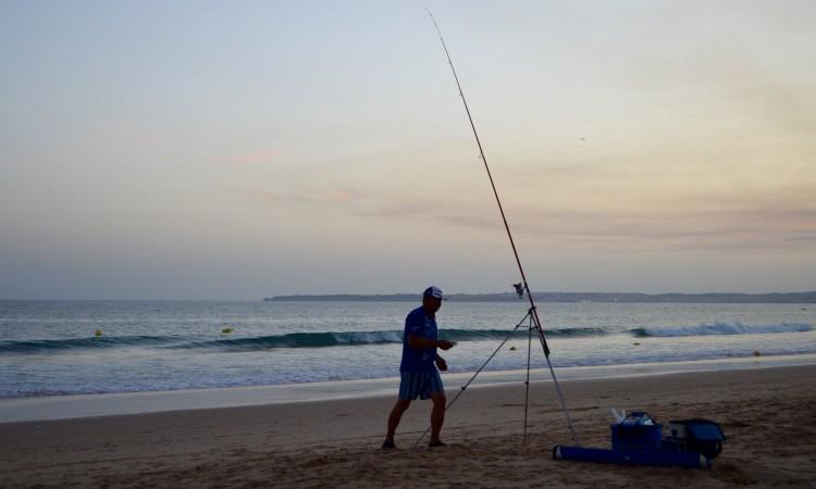Clube Naval de Portimão abriu este ano a secção de pesca desportiva e sagrou-se campeão regional por clubes (®PauloMarcelino/arquivo)