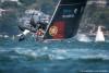 Equipa portuguesa Visit Madeira termina o primeiro ano de experiência com os GC32 em 'em regatas de estádio' satisfeita com o trabalho e a evolução (®Ricardo Pinto/www.rspinto.com)