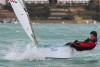 Algarvio William Risselin em plena regata em Malta, onde está a realizar uma prestação brilhante (®AntonioMRato)