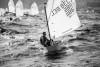 Algarvio William Risselin fotografado durante a primeira regata em Las Palmas, que ganhou (®AlbertoSanchez)