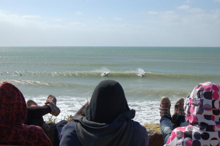 Bancada familiar, aulas grátis na praia e uma onda de luxo prometem um excelente dia de convívio (®PauloMarcelino/arquivo)