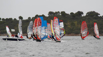 Circuito Nacional de Formula Windsurfing 2017 vai começar no Alqueva, nos dias 25 a 28 de fevereiro (®AFWP)