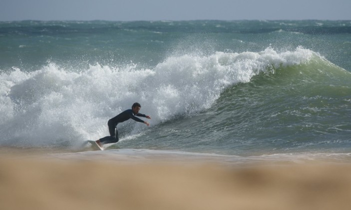 Praia do Vau | 27-01-2017 (®JoaoBrekBracourt)
