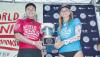 Australianos Ethan Ewing e Macy Callaghan, os novos Campeões do Mundo de Surf Junior (®WSL/Cestari)