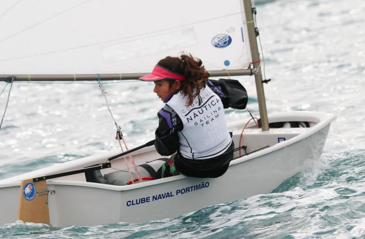 Beatriz Cintra fez o terceiro melhor resultado português e subiu 67 lugares no último dia (®DR)