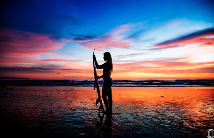 A partilha da paixão pelo Surf e pela Natureza é o grande objetivo da marca portuguesa (®CarlosPinto)