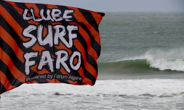 Primeira etapa do Nacional SUP Wave 2017 está marcada para 29 de abril, na Praia de Faro (®CSF)