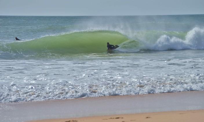 Praia de Faro | 15-02-2017 | André Carlos (®LuisGamito)