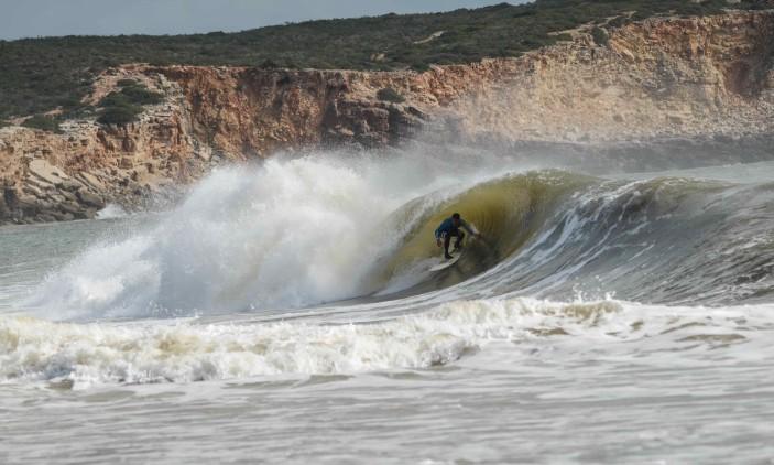 Algures na Costa Sul | (13-17)-02-2017 | Rafael Quintero (®MassimoPardini/AlgarveSurfPhoto)