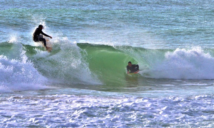 Praia de Faro | 14-02-2017 | David Rodrigues (®LuisGamito)