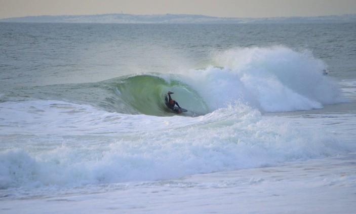 Praia de Faro | 15-02-2017 | Filipe Rebelo (®LuisGamito)