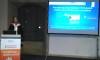 Beatriz Minghelli apresentou o estudo na 1ª Conferência Internacional sobre a Criança e o Adolescente, no Porto (®DR)