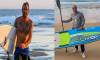 Surfista Ivan Bailote vai receber Prémio Mérito Desportivo. Atleta SUP Tiago Dinis vai receber Prémio Participação Relevante. São ambos atletas do Albufeira Surf Clube (®Ricardo Alves, foto do surfista)