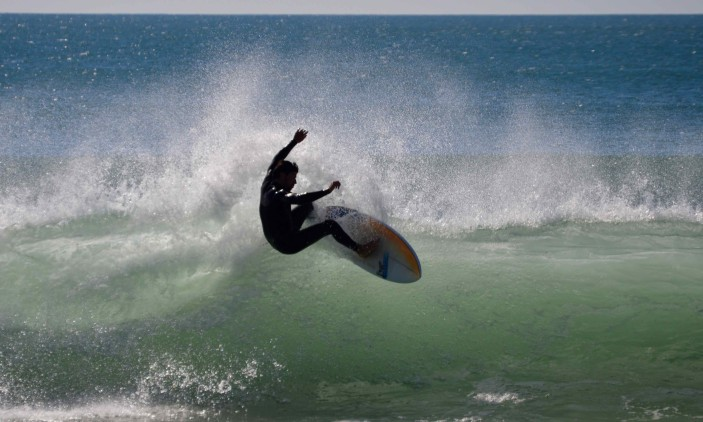 Praia da Rocha | 08-02-2017 | Miguel Mouzinho (®PauloMarcelino)