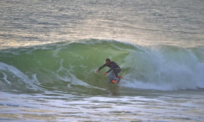 Praia de Faro | 15-02-2017 | Pedro Águas (®LuisGamito)