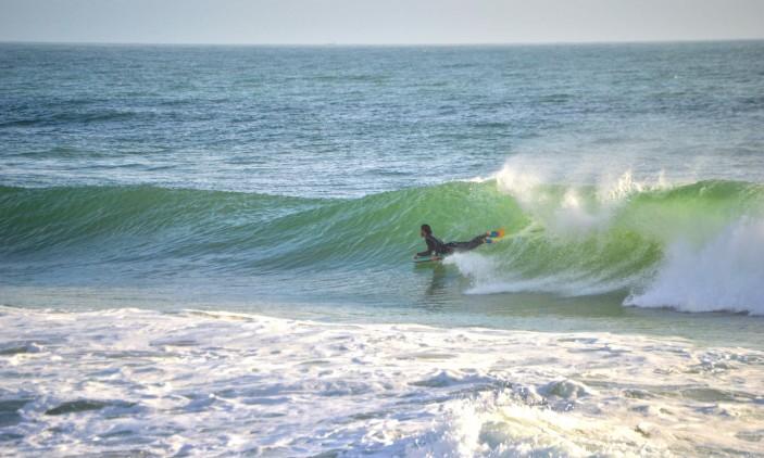 Praia de Faro | 14-02-2017 | Ricardo Horta (®LuisGamito)