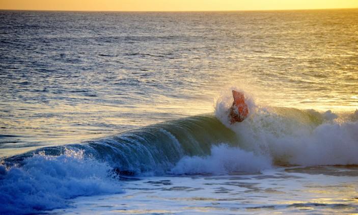 Praia de Faro | 15-02-2017 | Vítor Monteiro (®LuisGamito)