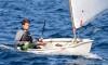 Algarvio William Risselin subiu ao 4º posto no 'ranking' final Optimist Excellence Cup, troféu disputado por 800 velejadores em quatro provas (®PauloMarcelino/arquivo2016)
