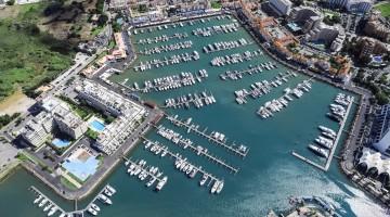 Centro internacional de alto rendimento de vela abre na próxima sexta-feira, na Marina de Vilamoura, e assume objetivo de combater a sazonalidade no Algarve (®DR)
