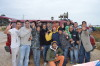 Campeonato da Malta é uma prova-convívio da comunidade surfista local, como se vê na foto (®PauloMarcelino/2014)