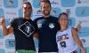 Tiago Dinis, Diogo Sousa e Rute Viegas, na imagem, vão estar em treinos com Susanne Lier até domingo (®DR)