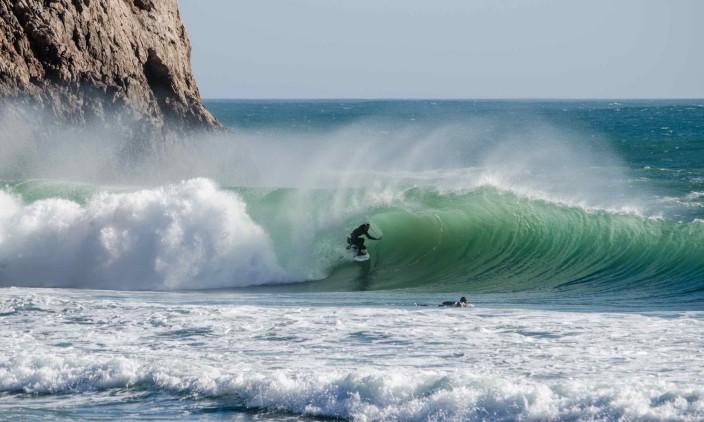 Praia do Beliche | 08-03-2017 | Craig Anderson (®MassimoPardini/AlgarveSurfPhoto)
