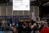 Primeira apresentação no congresso abordou o mapeamento da biodiversidade costeira no Algarve (®EscolaProfissionalGilEanes)
