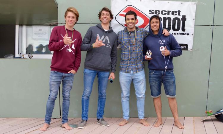Pódio Surf Juniores (®PauloMarcelino)