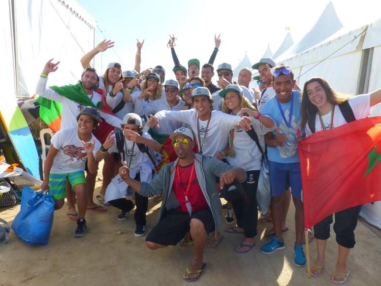 Estágio de captação para a Equipa Nacional de Surf Junior, a partir de terça-feira, 28 de março, em Peniche (®FPS/arquivo)