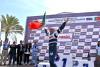 Duarte Benavente celebra o 3º lugar em Portimão, no Grande Prémio de Portugal UIM F1 H2O  (®Vittorio Ubertone/Idea Marketing)