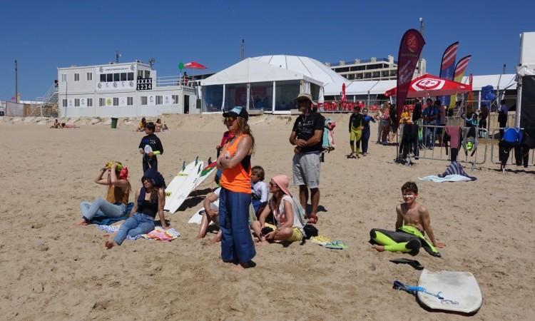 Encontro decorreu na Costa de Caparica, dias 6 e 7 de abril, no âmbito do Caparica Primavera Surf Fest 2017 (®IsabelleDeWaelePereira)