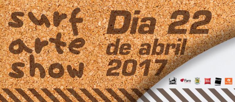 Cartaz Surf Arte Show 2017