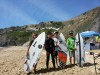 Alunos do ensino básico participaram no 3º encontro, último, de Surf e Bodyboard do Desporto Escolar do Algarve (®CristinaRocha)