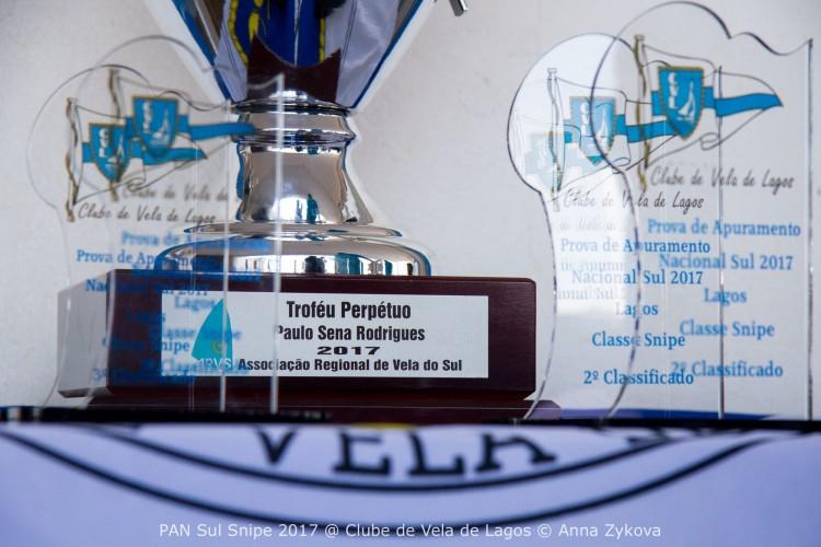 Troféu Paulo Sena Rodrigues fez a sua estreia em Lagos, em homenagem ao carismático velejador algarvio (®CVL/AnnaZykova)
