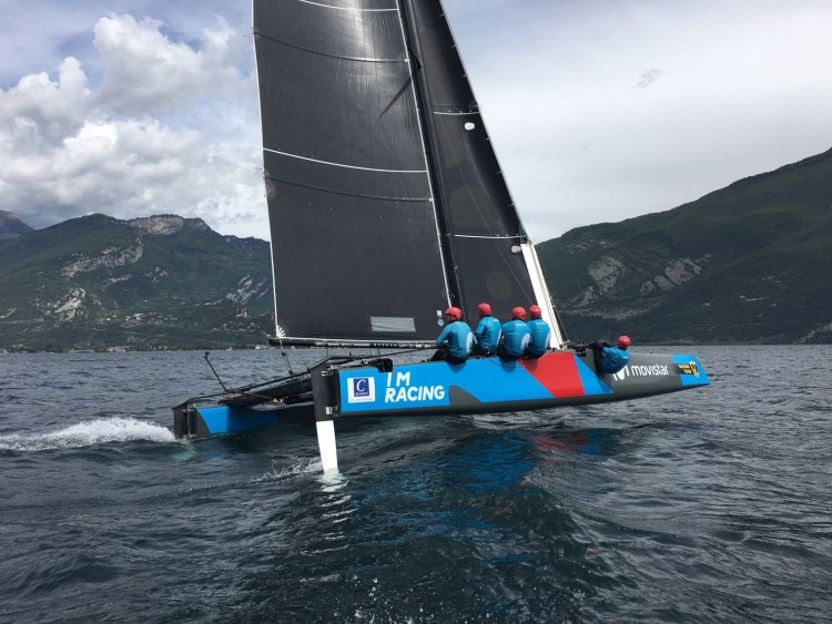Algarvio Luís Brito integra a equipa espanhola I'M Racing Movistar no circuito mundial GC32 Racing Tour