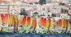 Campeonato Europeu de RS:X decorreu em Marselha, nos dias 6 a 13 de maio (RobertHajduk/RS:Xorg)