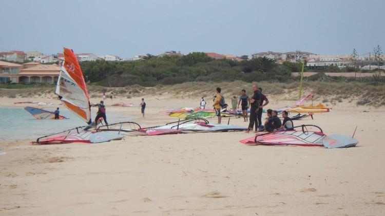 Prova decorreu na Praia do Martinhal, em Sagres, dias 24 e 25 de junho (®APWind)
