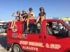Os jovens surfistas algarvios com os novos óculos de sol Etnia Barcelona (®DR)