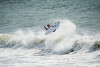 Pedro Henrique venceu a Renault Expression Session com este 'aerial' e está nos quartos-de-final 'man-on-man'. É atleta do Algarve Surf Clube (®PedroMestre/ANSurfistas)