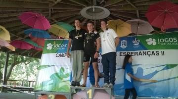 'Castor' Iago Bebiano voltou a vencer e já é Campeão Nacional Esperanças 2017 em K1 Cadetes (®KCCA)