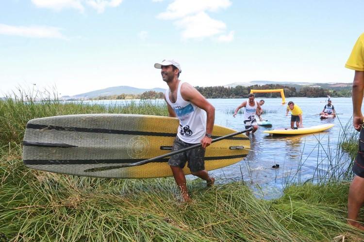 Algarvio Guilherme Martins venceu o passeio 'all around' extra circuito nacional (®CaminhaMunicipio)