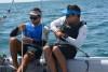 Dupla algarvia Tiago Borba (à esquerda) e Luís Raposo Veríssimo vai entrar em ação no próximo dia 7 (®BlausinaSailingTeam)