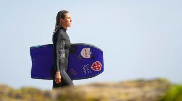 Algarvia Joana Schenker, tricampeã nacional e europeia, vai fazer na próxima semana a estreia  no Japão (®DR)