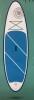 Imagem da prancha SUP furtada. É rara e fácil de identificar. A Rocha Surf Shop pede a quem vir a prancha, que avise (®DR)