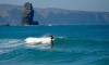 João Mendonça, campeão nacional Sub-12, vai estar na Finalissima Sub-14 no Porto. O talentoso surfista da Arrifana apurou-se pelo Regional da Grande Lisboa (®PauloMarcelino/arquivo)
