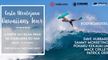 Costa Alentejana Hawaiians Tour_Facebook