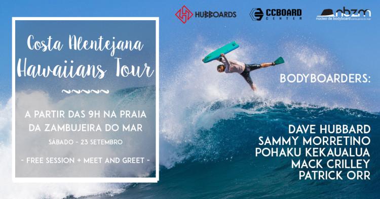 Costa Alentejana Hawaiians Tour_Facebook