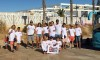 Comitiva quase completa do Portimão Surf Clube que viajou esta terça-feira de manhã para a Figueira da Foz (®BrunoSantos)