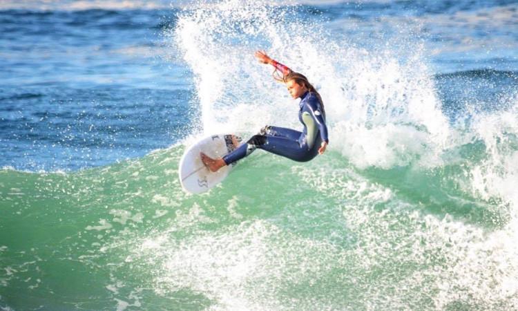 Concha diz que as pranchas Semente estão a facilitar a evolução do seu surf (®MarcoPerini)